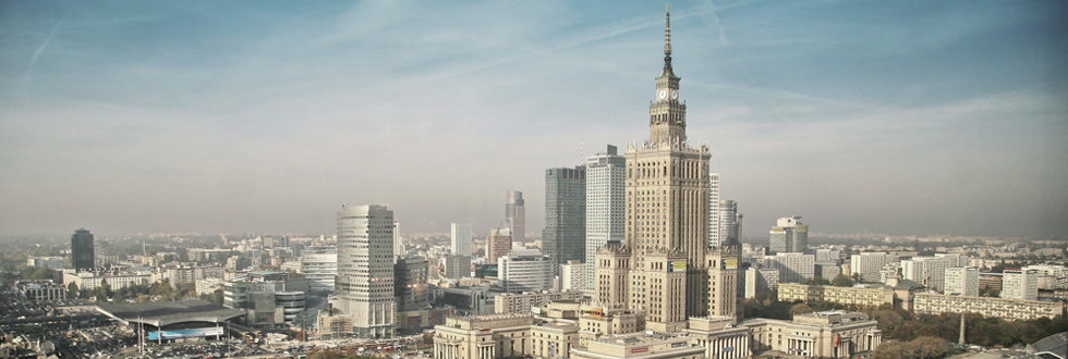 Information service about the capital city of Warsaw
